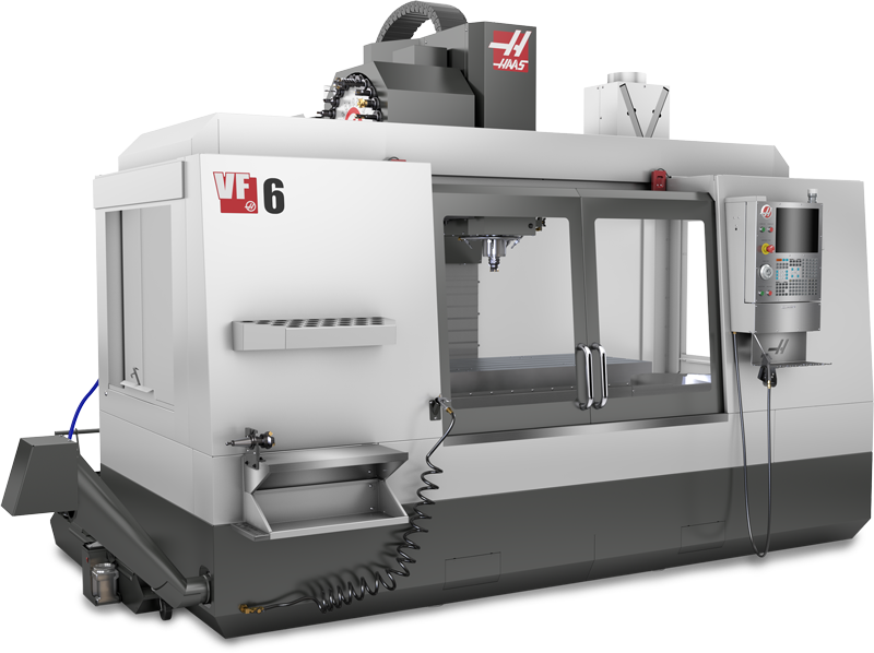 VF6 Lewis Tool & Die Ltd Guelph CNC Machining